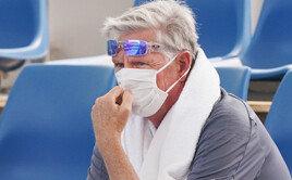 호주 '마스크' 오픈 테니스