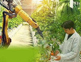 스마트팜, 농촌의 4차 산업혁명