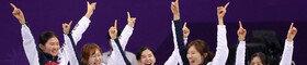[속보]쇼트트랙 女 3000m 계주 金…세계 최강 확인