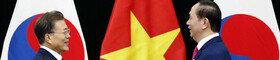 """""""마음의 빚"""" 文대통령 사과에 발끈한 베트남, 왜?"""