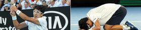 정현, 한국 최초로 테니스 메이저 8강 진출