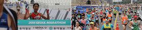 [속보]김도연, 21년 만에 韓 여자 마라톤 최고 기록