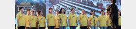 '이석기 석방콘서트' 무대오른 세월호 합창단