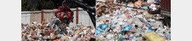 """""""쓰레기 가져가라"""" 필리핀 대사관 앞 시위, 무슨일?"""