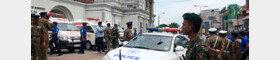 스리랑카 교회-호텔서 폭탄테러…최소 137명 사망