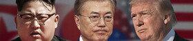 트럼프, DMZ 찾아 김정은에 대화 메시지 보낼 듯