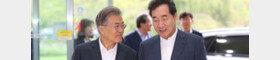 韓日 출구 모색하나…文대통령, 李총리 통해 아베에 친서 보낸다