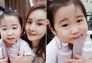 김가연, ♥임요환 빼닮은 딸 공개…놀라운 유전자