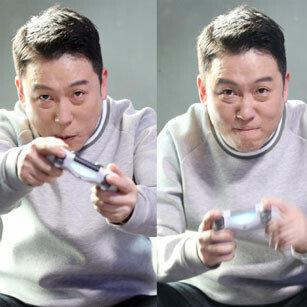 18년째 라이징 스타 남창희 '족구왕'