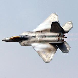 현존하는 세계 최강의 전투기 F-22A