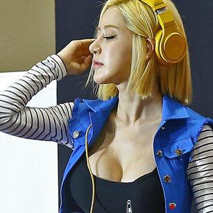 DJ 소다 '무시무시한 볼륨감'