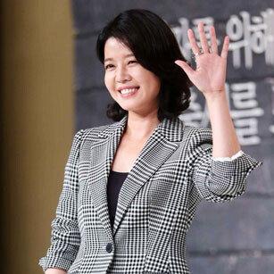 '블랙리스트' 김여진, 되찾은 미소