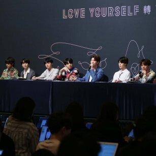 방탄소년단(BTS)이 밝히는 빌보드