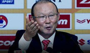 경기장 안팎서 베트남 매료시킨 박항서