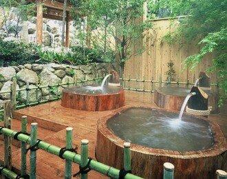 [일본온천] 한국에서 가장 가까운, 세이류 온천