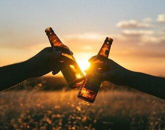 맥주를 두 배로 즐기는 방법