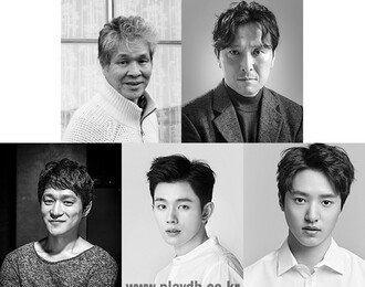 <에쿠우스> 신구 캐스트의 조합, 장두이·안석환·전박찬·오승훈·정휘 캐스팅