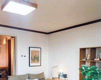 디자이너의 6평 남짓 푸른벽 옥탑방 이야기