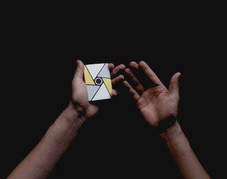 카드마술배우기 | 23강 덕체인지 - 눈 깜짝할 사이에 카드가 바뀌는 카드체인지 / Duck Change Tutorial