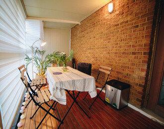 오래된 원룸을 홈카페로, 집꾸미기 레시피