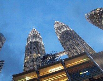 [여행정보] 쿠알라룸푸르, 아름다운 야경의 도시!