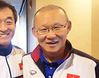 쌀국수 대신 스테이크 '베트남 축구 기적의 식단'