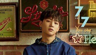 GOT7 리더 JB, 개인 티저 첫 공개…물오른 남성미