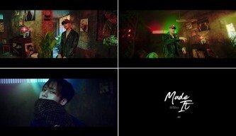 [DAY컷] GOT7 잭슨 솔로 'Made It' M/V 공개…다크 카리스마