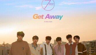 세븐어클락, 오늘(21일) 컴백…아련청량 'Get Away' 발표