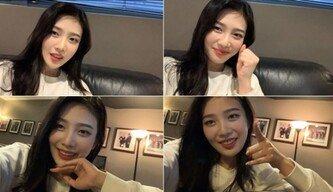 [DA:클립] '겟잇뷰티 2019' 새 MC 레드벨벳 조이, 셀프캠 공개