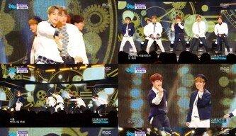 '음악중심' 세븐어클락, 여섯 소년들의 아련+청량한 'Get Away'