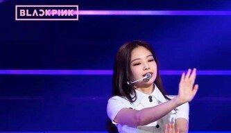 [DA:클립] 블랙핑크 제니, '돈트 노우 왓 투 두' 세로캠 공개…美친 상큼함