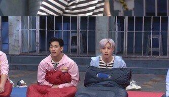 '호구들의 감빵생활'GOT7 뱀뱀-마크 게스트 합류…명승부 예고