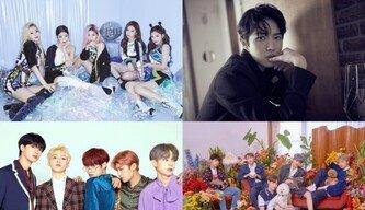김재환·TXT·AB6IX, '2019 MGMA' 신인상 후보 퍼포먼스…ITZY 신곡 무대 첫선