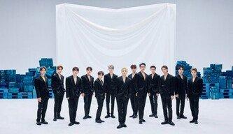 세븐틴, 디지털 싱글 'HIT' 뮤비 1000만 뷰 돌파