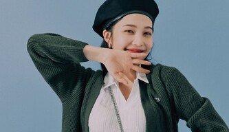 레드벨벳 조이, 과즙美 팡팡 터지는 화보