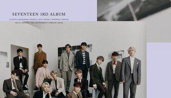 세븐틴, 美·英 매체 극찬→해외 아이튠즈 24개 지역 1위