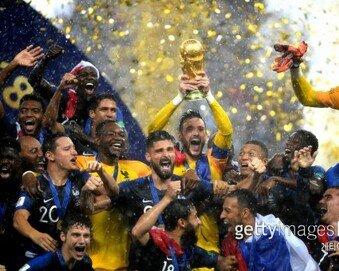 '20년 만의 월드컵 우승' 프랑스, 우승상금 431억 원…19위 한국은?
