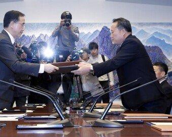 남북, 철도·도로 착공식 11월말~12월초…軍 장성급 회담 개최