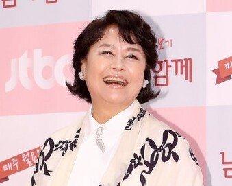 """박원숙, 빚투 논란에 """"내가 빌린 돈 아냐"""""""