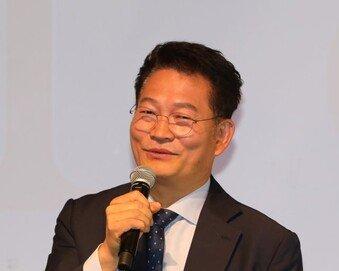 """송영길, """"노후 화력 대신 신한울 3·4호기 건설 재검토 필요"""""""