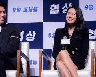 """현빈·손예진 11만에 또 열애설 …""""나이도 있는데 사귀어라"""" 응원 여론"""