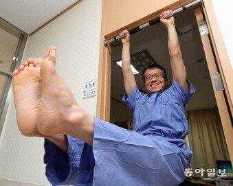 '700건 이상 성공' 간 이식 수술 베테랑 의사…그가 무작정 달리는 이유