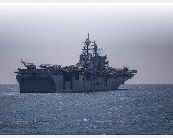 """미군, 한반도 주변 전력 급속 증강 속내는…""""한국 뺀 北 공습 준비"""""""