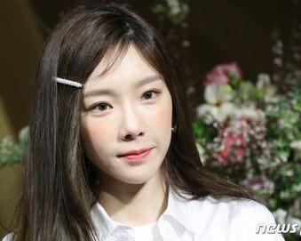 """태연, 우울증 고백 """"약물 치료 열심히 받는 중…걱정 끼쳐 미안"""""""