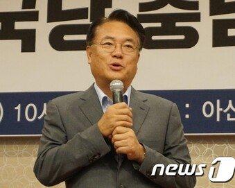 """정진석 """"文정권, 70년 쌓은 경제 외교 공든 탑 무너뜨려"""""""