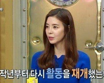 """김규리, '10년 공백' 언급…""""일이 정말 안 들어왔다"""""""