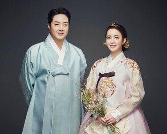 """'교촌 며느리' 정지원, 임신 발표…""""허니문 베이비 내년 출산"""""""
