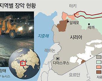 터키軍, 쿠르드 공격 개시… 미군철수 재확인한 트럼프 '묵인'