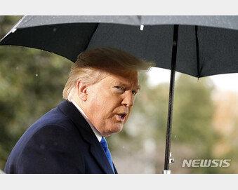 """트럼프 """"북한에 군사력 사용해야 한다면 그렇게 할 것"""""""